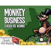 Monkey Business - Cash is Kong (English), Expansion to Spank the Mo...