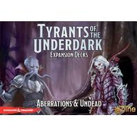 Gale Force Nine Tyrants of the Underdark: Expansion Decks Aberrations & Undead
