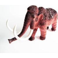 Ice age djur Mammut