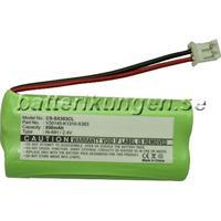 Batteri till Siemens Gigaset A120 mfl