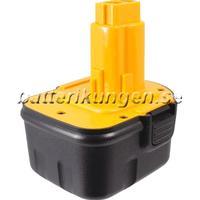 Batterikungen Batteri till Dewalt 2802K mfl - 1.500 mAh