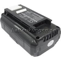 Batterikungen Batteri till Ryobi RY40210 mfl - 4.000 mAh