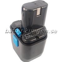 Batterikungen Batteri till Hitachi CD 4D mfl - 3.300 mAh