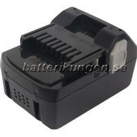 Batterikungen Batteri till Hitachi C 18DSL mfl - 3.000 mAh