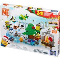 Mega Bloks Mattel Mega Bloks Minions Julkalender