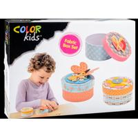 COLOR KIDS DIY Fabric Box Set