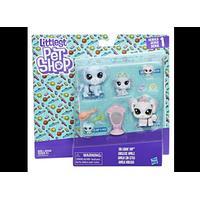 Littlest Pet Shop LPS Pet Family Packs,  PUPPIES ,PUPPIES