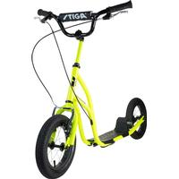 Stiga Air Scooter 12 tommer Lime