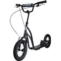 Stiga Air Scooter 12 tommer Sort