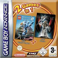 Lego Knights Kingdom + Bionicle - Gameboy Advance (brugt)