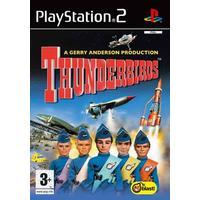 Thunderbirds (Ny Inplastad) - Playstation 2 (brugt)