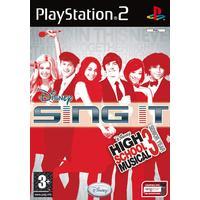 Disney Sing It: High School Musical 3: Senior Year - Playstation 2 (used)
