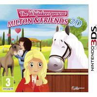 Whitakers Present: Milton Friends 3D - Nintendo 3DS (brugt)