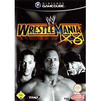 WWE Wrestlemania X8 - Gamecube (used)
