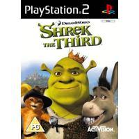 Shrek The Third (Ny  Inplastad) - Playstation 2 (used)
