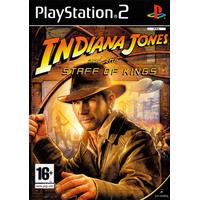 Indiana Jones Staff of the Kings - Playstation 2 (used)