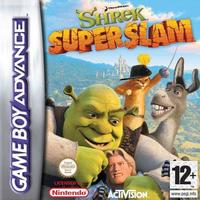 Shrek Super Slam - Gameboy Advance (brugt)