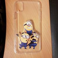 Mobilskal till iphone x, iphone 10 minions (3 st)
