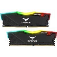 Team Delta RGB Series Black DDR4 3000MHz 2x8GB (TF3D416G3000HC16CDC01)