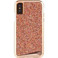 Case-Mate Brilliance Rose Gold Case (iPhone X)
