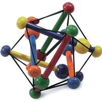 Manhattan Toy Skwish - classic flerfärgad babyleksak