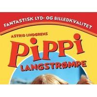 SF Studios Pippi Langstrømpe: Hele TV-serien (6-disc) - DVD