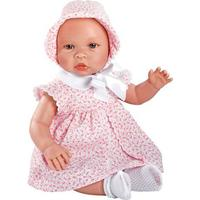 ASI Leo with Pink Flowers Dress 46cm