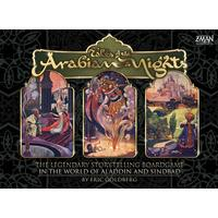 Z-Man Games Tales of the Arabian Nights (Engelska) Resespel