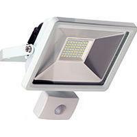 HQ LED udendørs projektør m/sensor 30W (2500lm) Hvid - Goobay