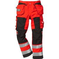 Fristads Kansas 2025 PLU High Vis Craftsman Trouser