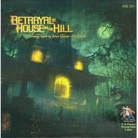 Avalon Hill Betrayal at House on the Hill (Engelska)