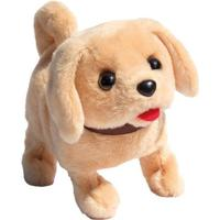 Addo Play Pitter Patter Pets Playful Puppy Pal Cream