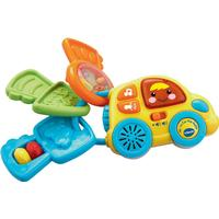 VTech My 1st Car Key Rattle Multicoloured