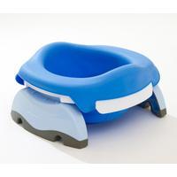 Potette Plus Fold Away Potty & Trainer Blue