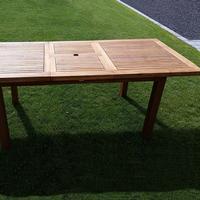 Eden Wood Jackson 150-200x90cm Matbord