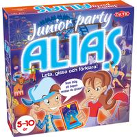 Tactic Junior Party Alias (Svenska)