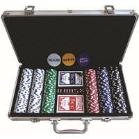 Pokerset med 300 Marker