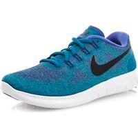 Nike Free Run 2 - Grön/Svart - female - Skor - Löparskor - Lättviktsskor US6 / EU36.5