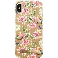 iDeal of Sweden Champagne Birds Fashion Case (iPhone X)