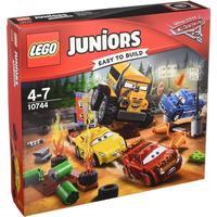 Disney Cars 3 LEGO Juniors - Thunder Hollow Crazy 8 Race