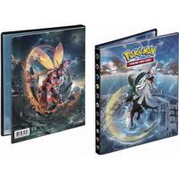 Pokémon crimson invasion, portfoliopärm a5 - 4 pocket