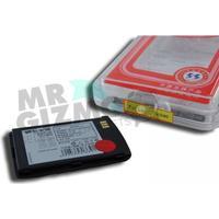 LG KG90 KG800 batteri svart