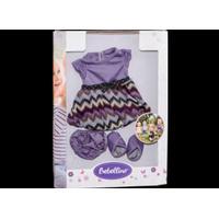 BEBELLINO modetøj, Lilla 2 i 1-kjole