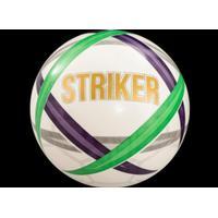 Sportboll Striker, grön, lila