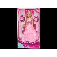 STEFFI prinsessegalladukke, Pink