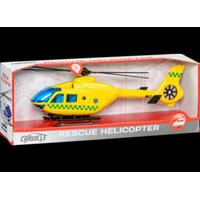 Carville Rescue Helicopter, YELLOW AIR AMBULANCE
