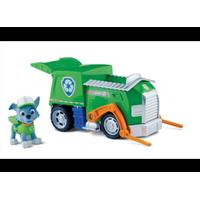 PAW PATROL Basic Vehicle with Pup, RECYCLE TRUCK W ROCKY 20065129