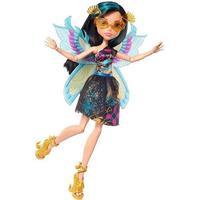 Mattel Monster High Garden Ghouls Wings Cleo De Nile Doll