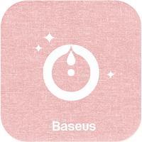 BASEUS Skærmrens Serviet (Vaskbar) - Lyserød
