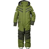 Didriksons Bark Kid's Coverall - Turtle Green (172501483191)